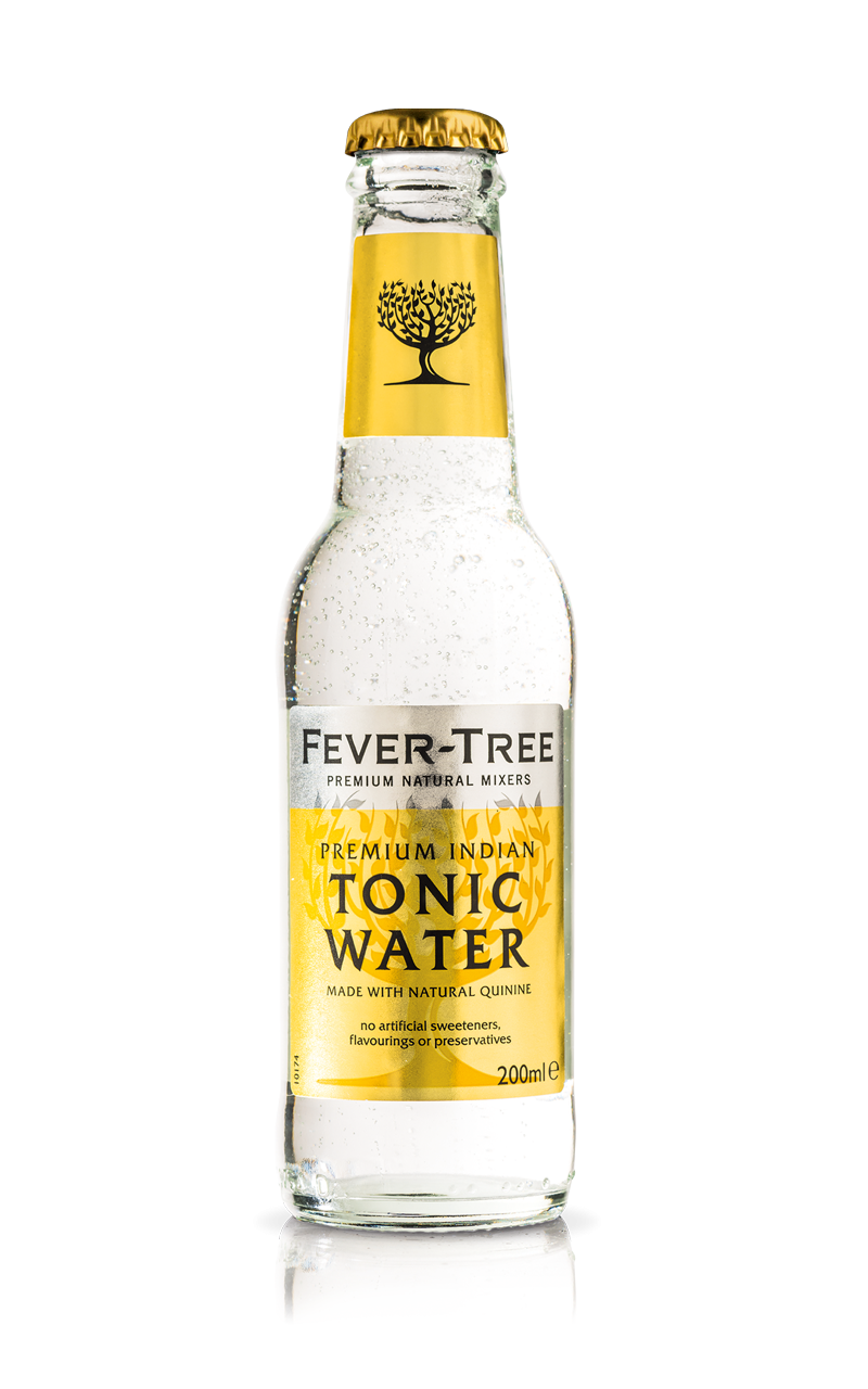 Fever Tree Indian Tonic Water - 200 ml