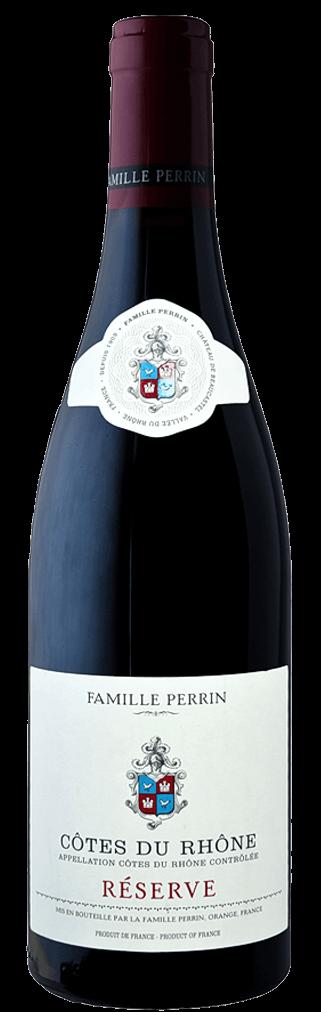 Perrin Réserve Rouge Flasche