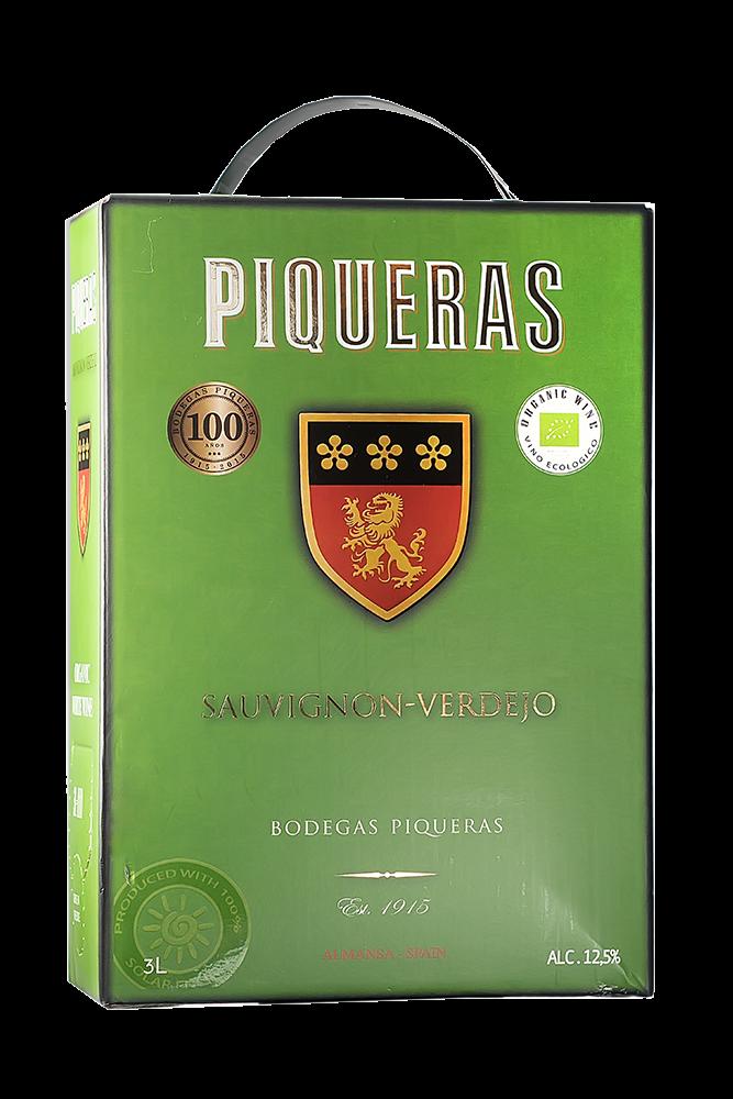 Piqueras weiß BIB 3L BIO