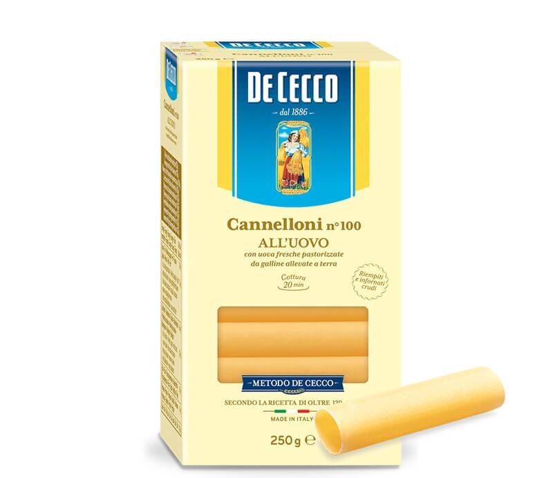 Cannelloni all Uovo Nr. 100