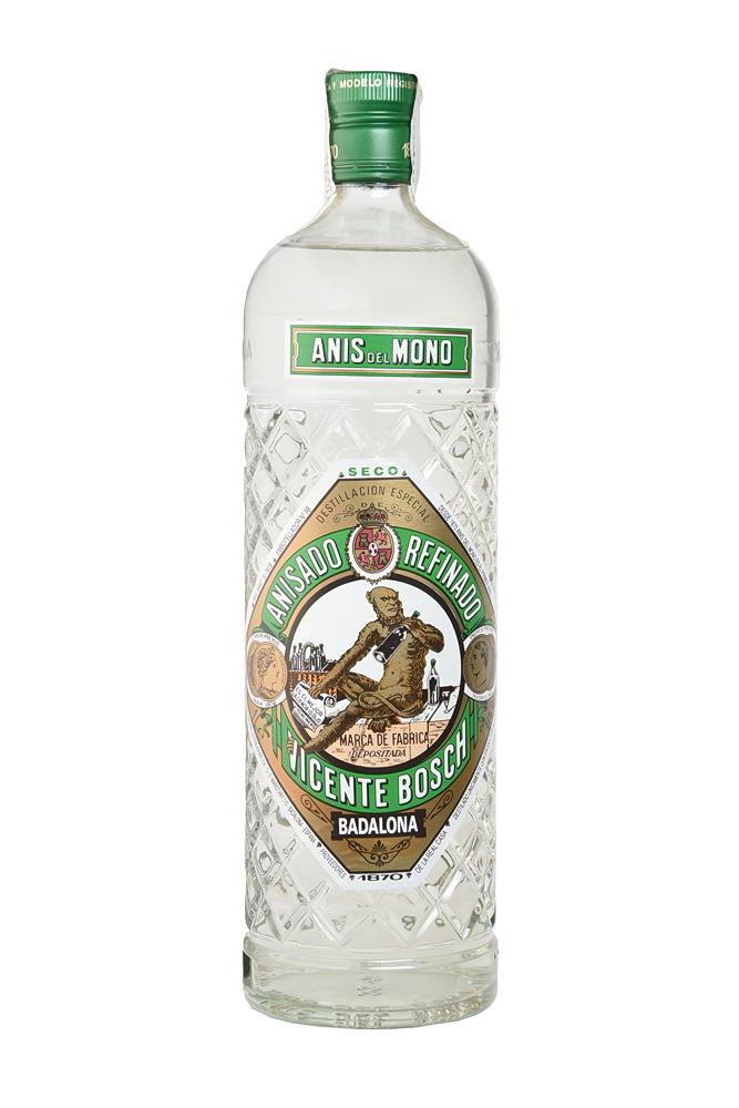 Anis del Mono Seco 0,7l Flasche