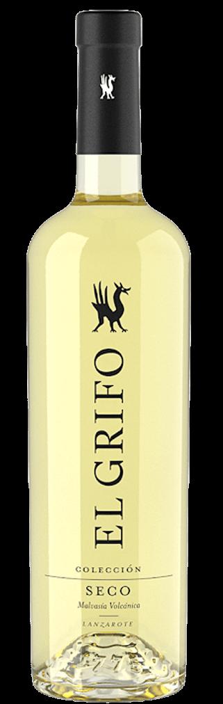 El Grifo Blanco Malvasía Seco Colección Flasche