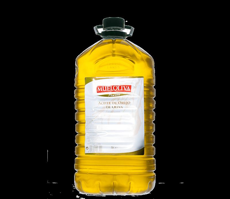 Mueloliva Tresterolivenöl 5 Liter