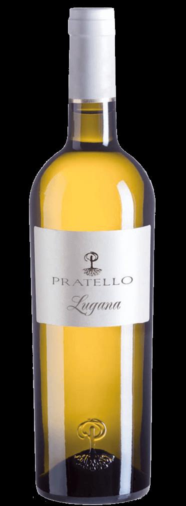 Pratello Lugana Catulliano Bianco Flasche