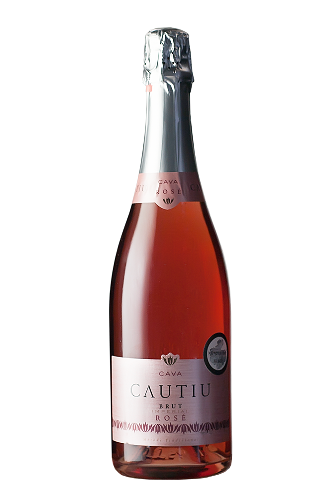 Cava Cautio Brut Imperial Rosé