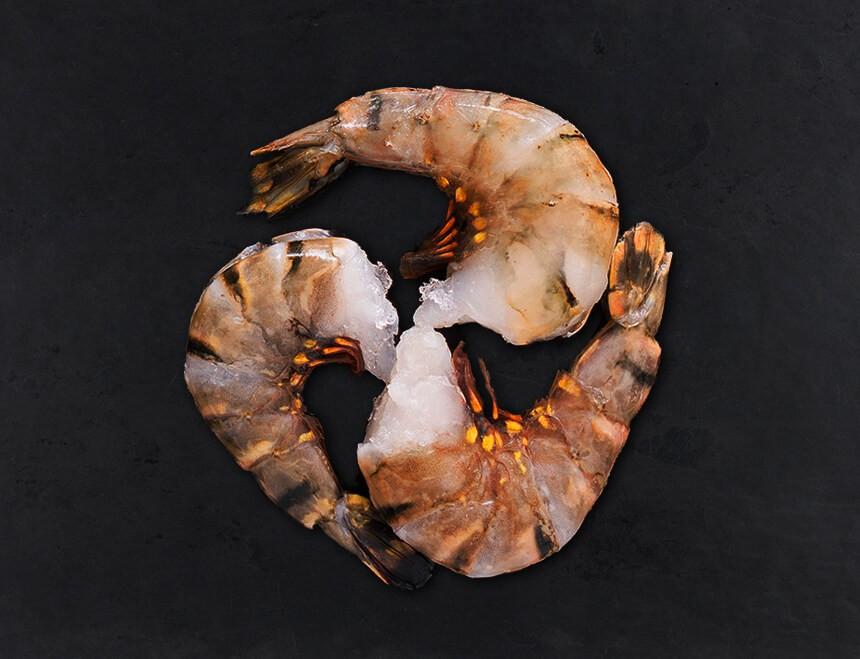 Garnelen mit Schale Easy Peel Größe XL Frisch