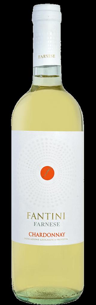 Farnese Chardonnay Bianco Flasche