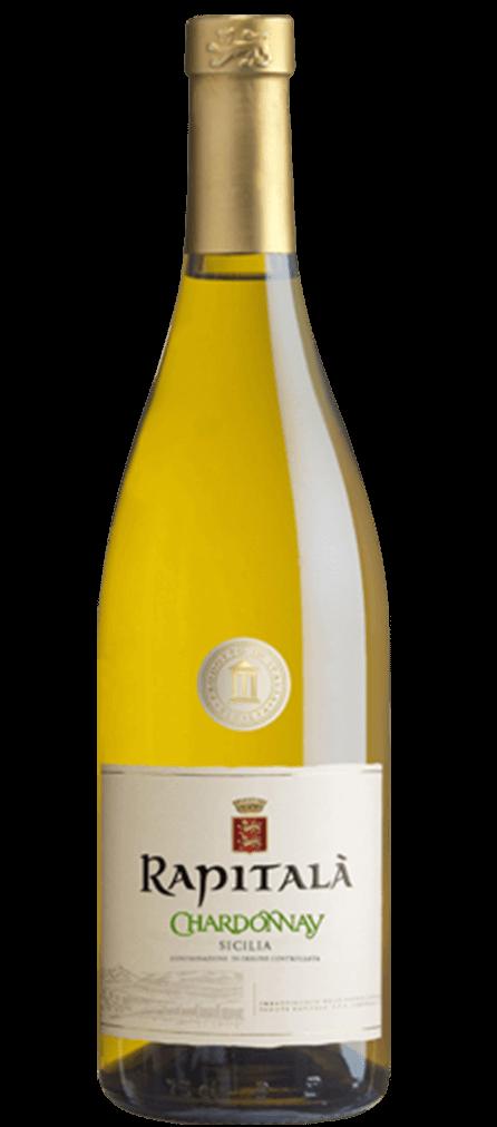 Tenuta Rapitalà Chardonnay Flasche