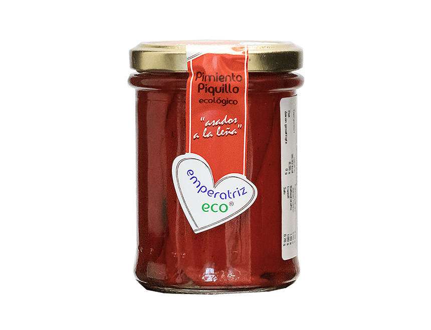 Emperatriz Ganze Bio Tomaten in Bio Öl eingelegt im Glas