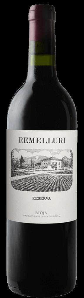 Remelluri Reserva 2010 Flasche