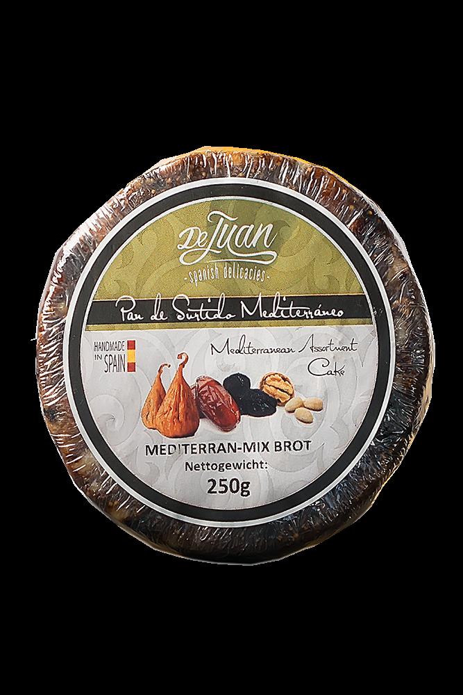 Mediterran Mix Brot