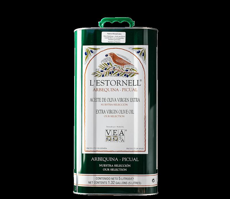 L Estornell Natives Arbequina Olivenöl Extra 5 L