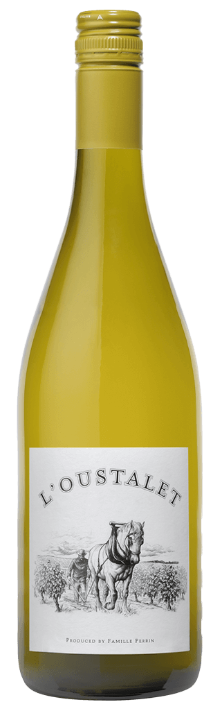 Famille Perrin L'Oustalet Blanc Flasche