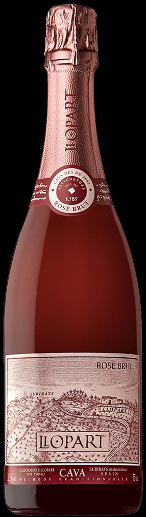 Cava Llopart Reserva Brut rosé 0,75L