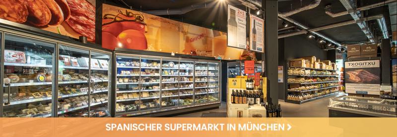 Spanische Lebensmittel München  Mitte Meer Shop
