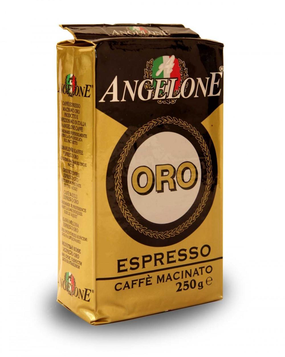 Angelone Espresso Oro gemahlen 250 g