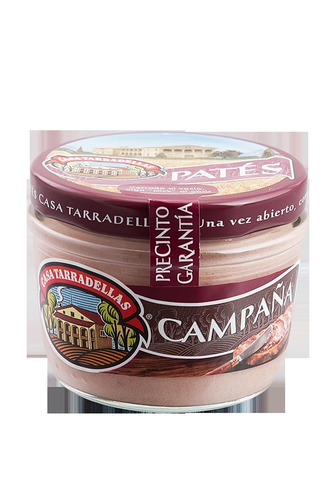 Paté de Campana