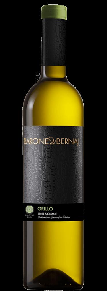 Barone di Bernaj Grillo Flasche