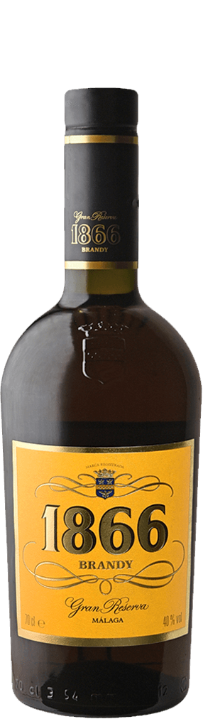 Brandy 1866 Gran Reserva Flasche