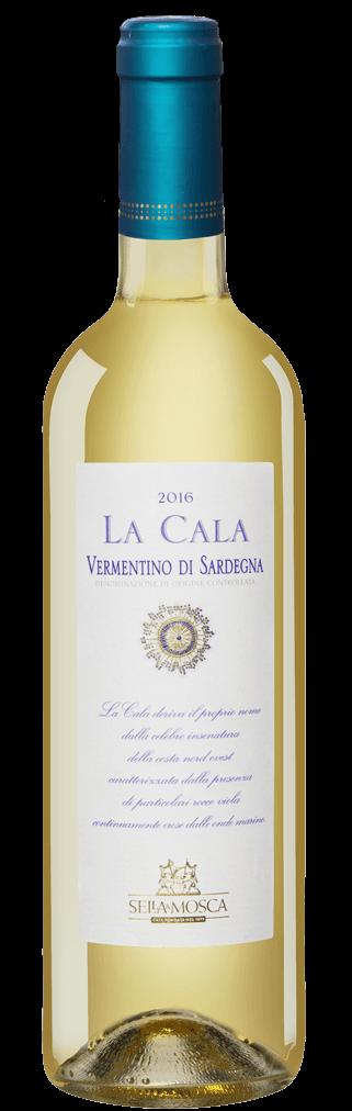 La Cala Vermentino di Sardegna Bianco Flasche