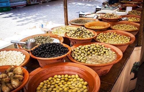 spanische oliven
