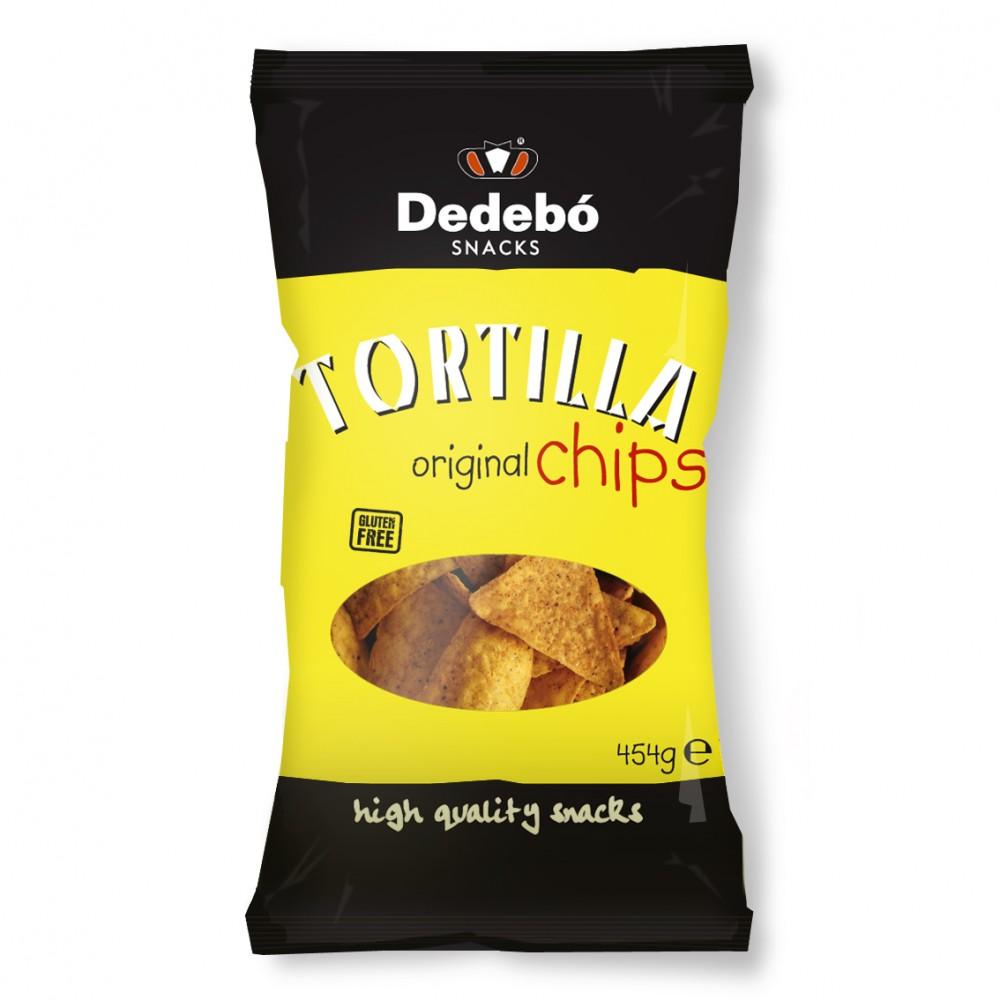 Tortilla Chips Original Salt