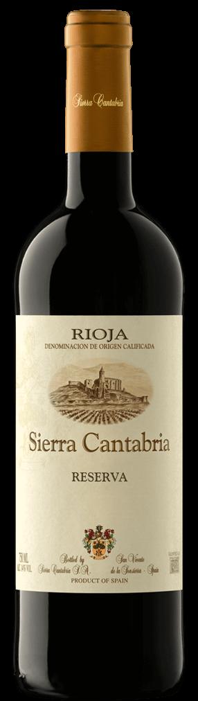 Sierra Cantabria Reserva 2011 Flasche