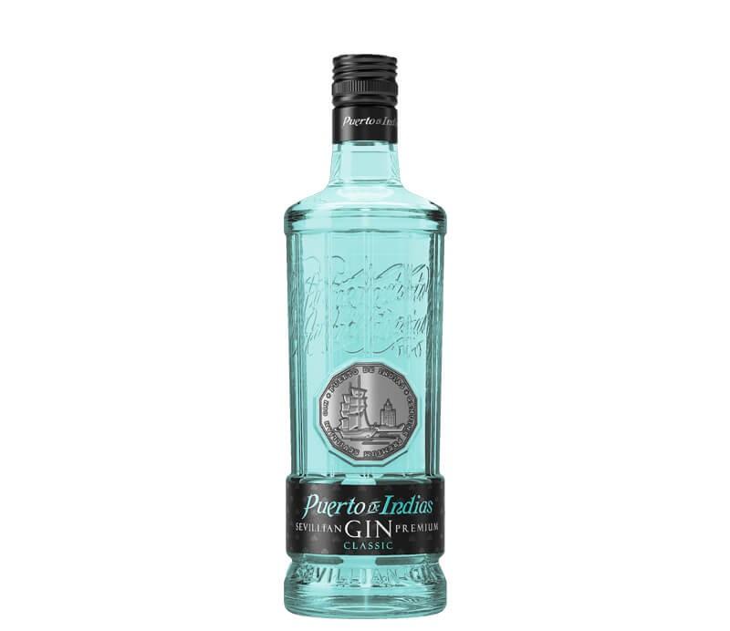 Puerto De Indias Sevillian Premium Classic Gin Flasche