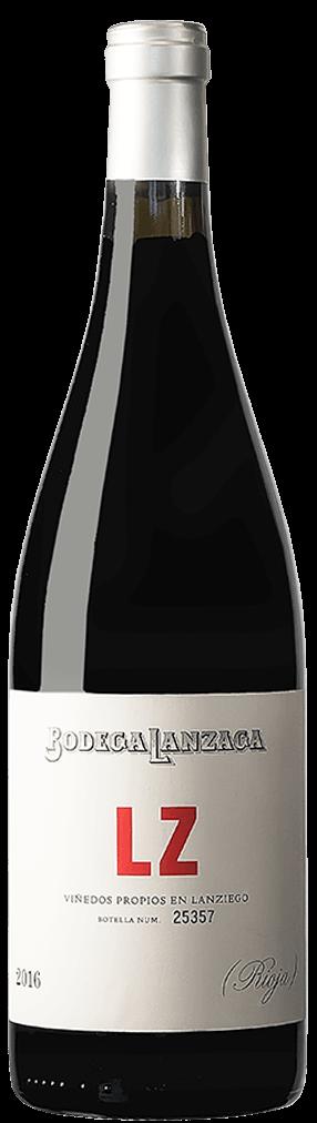 Telmo Rodríguez LZ Flasche