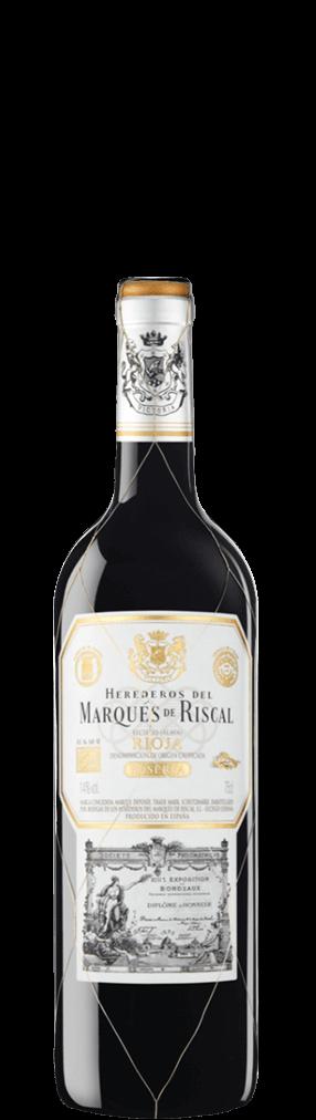 Marqués de Riscal Reserva 0,375l Flasche