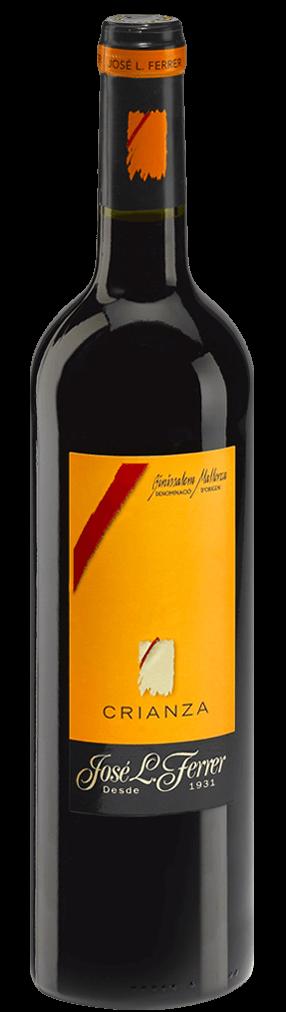 José Ferrer Crianza Flasche
