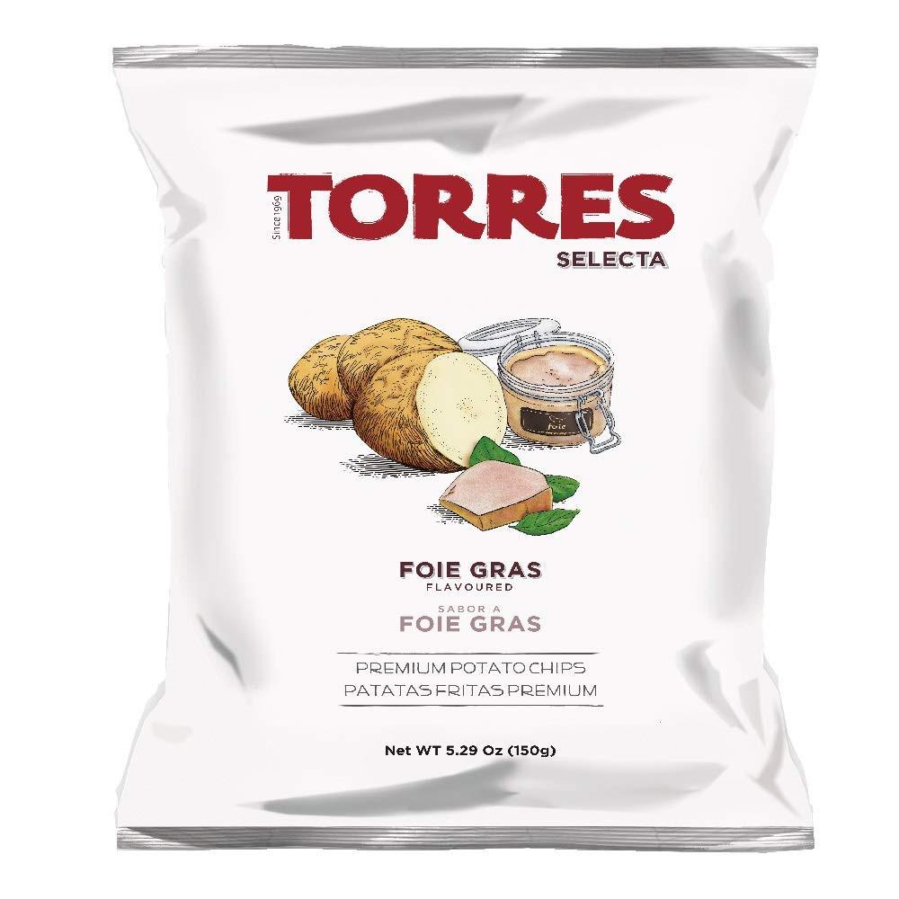 Torres Chips mit Foie Gras Geschmack