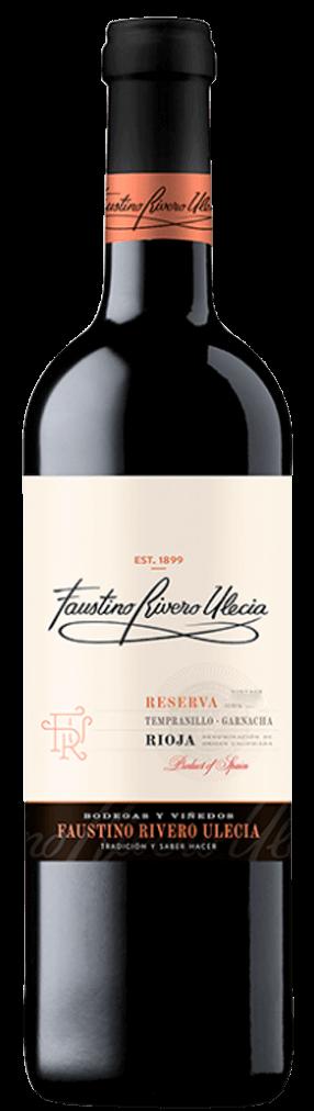 Faustino Rivero Ulecia Reserva Flasche