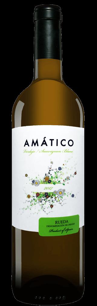 Amático Verdejo Sauvignon Blanc Flasche
