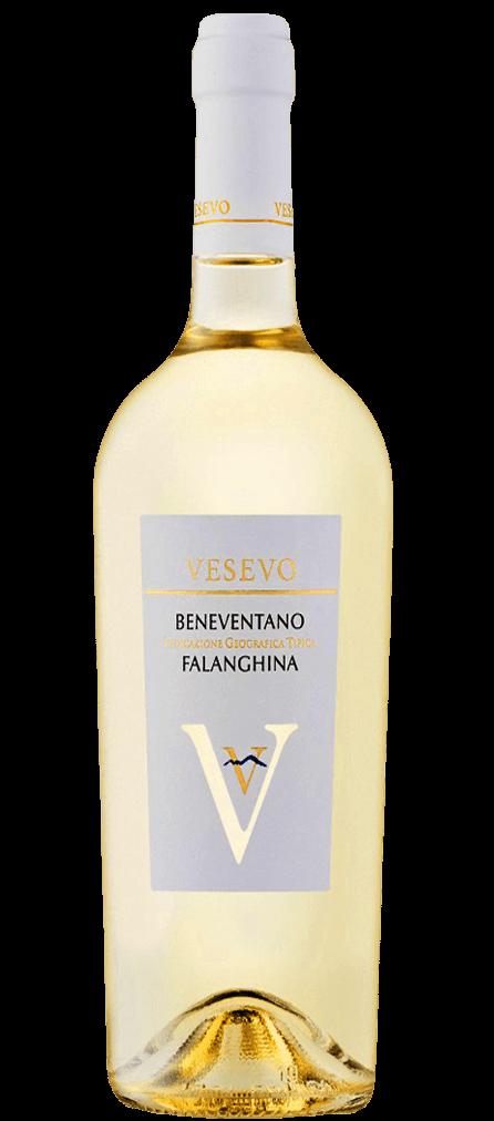 Vesevo Falanghina Beneventano IGT Flasche