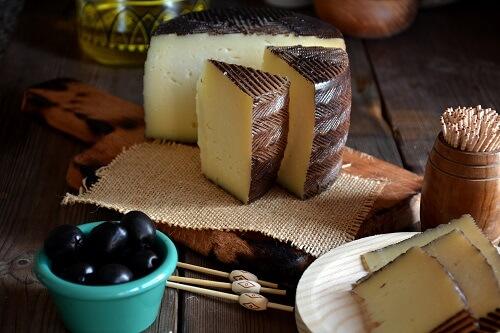 spanischer käse manchego