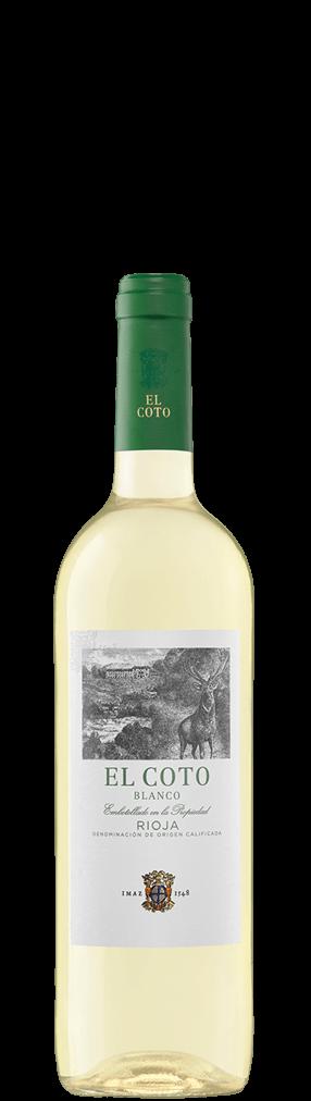 El Coto Blanco 0,375l Flasche