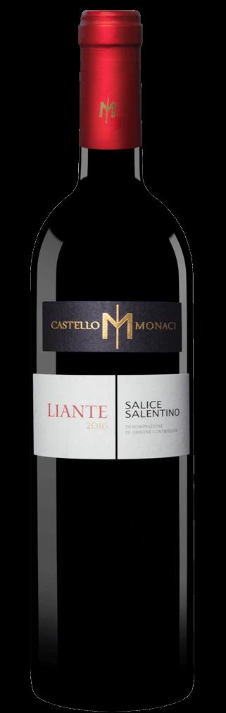 Castello Monaci Salice Salentino Liante Flasche