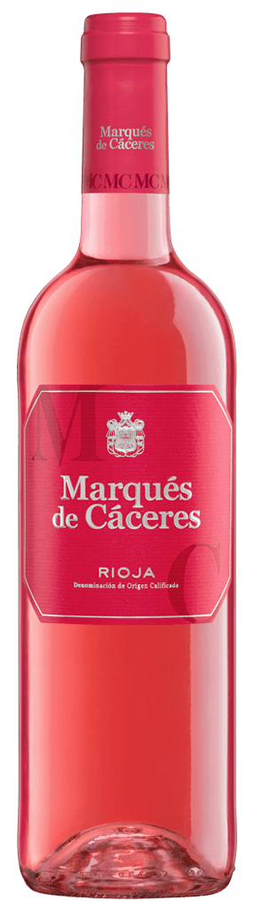 Marqués de Cáceres Rosado Flasche