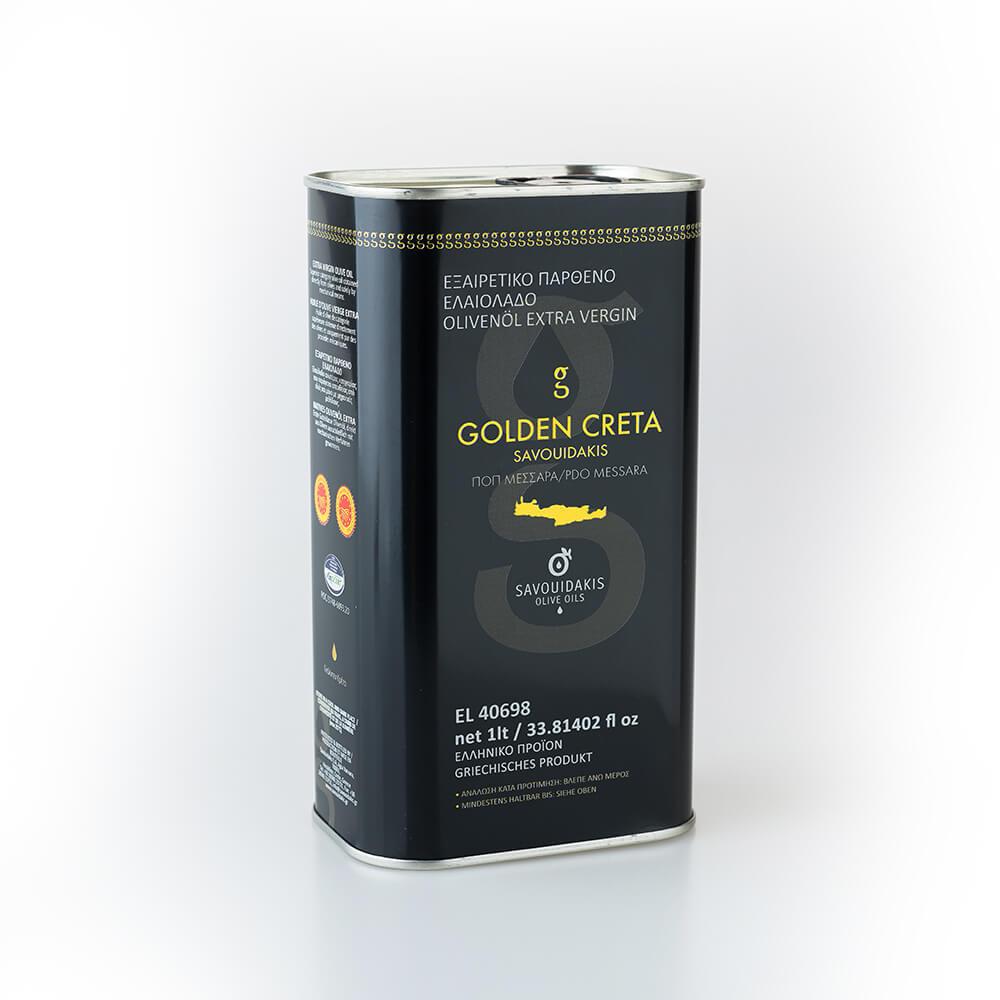 Natives Olivenöl Extra Vergin 1l Dose