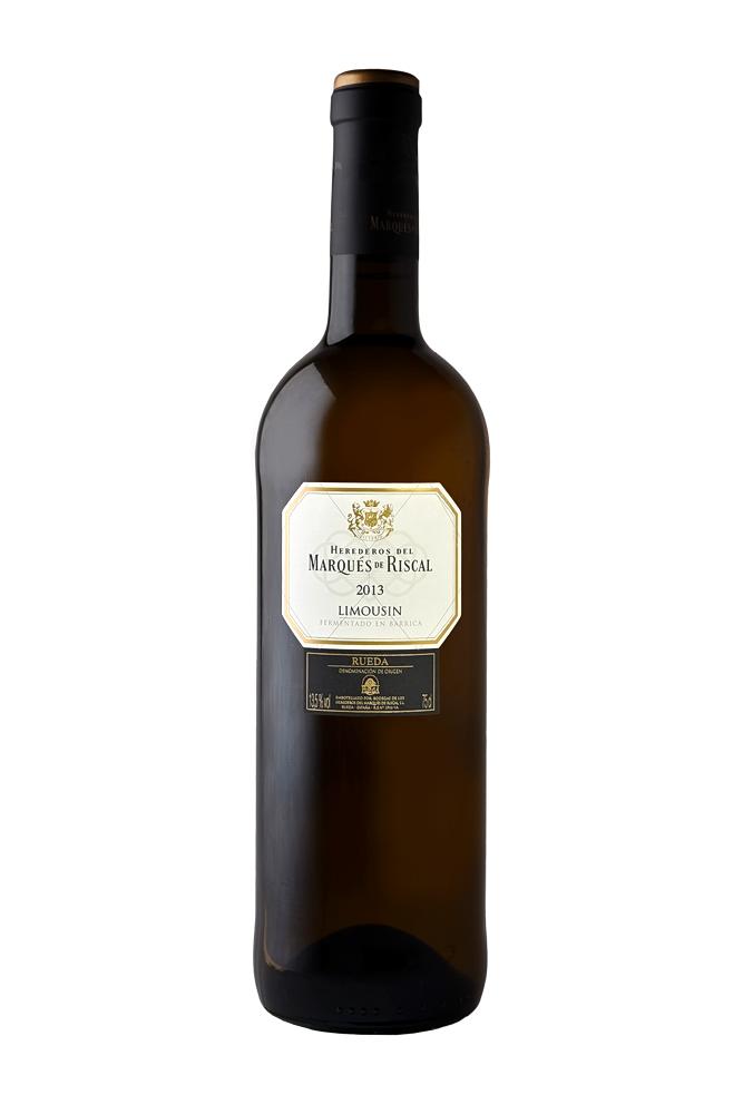 Marques de Riscal Blanco Limousin