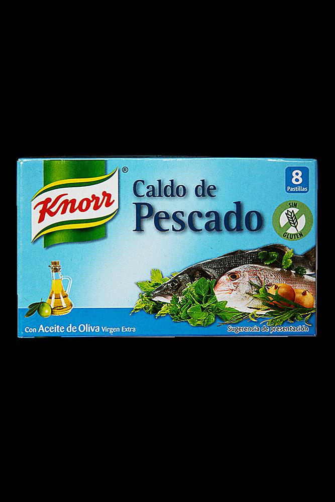 Knorr Fischwürfel Konzentrat