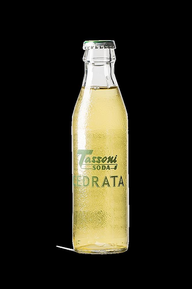 Tassoni Cedrata (aus der Zitronatzitrone) 18cl
