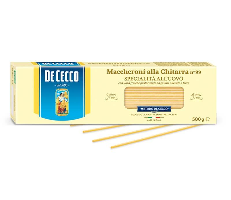 Maccheroni alla Chitarra all Uovo Nr. 99