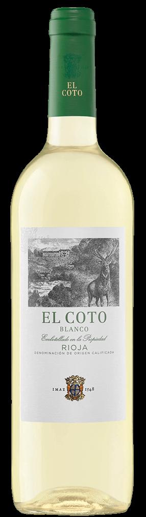 El Coto Blanco DOCa Flasche