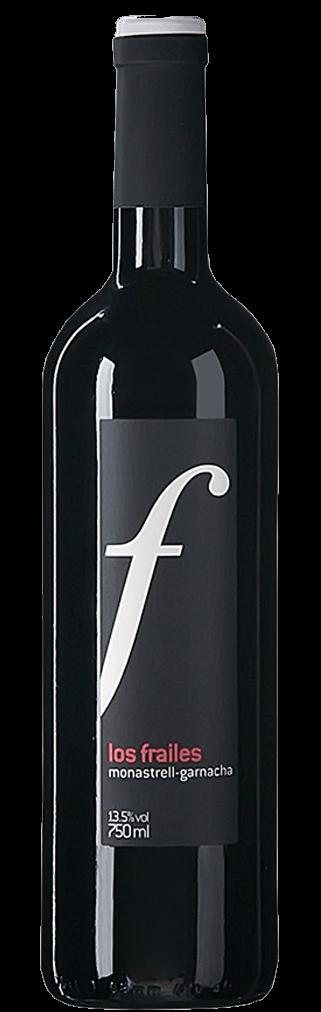 Los Frailes tinto Monastrell-Garnacha 4 Mo. Barrique Flasche
