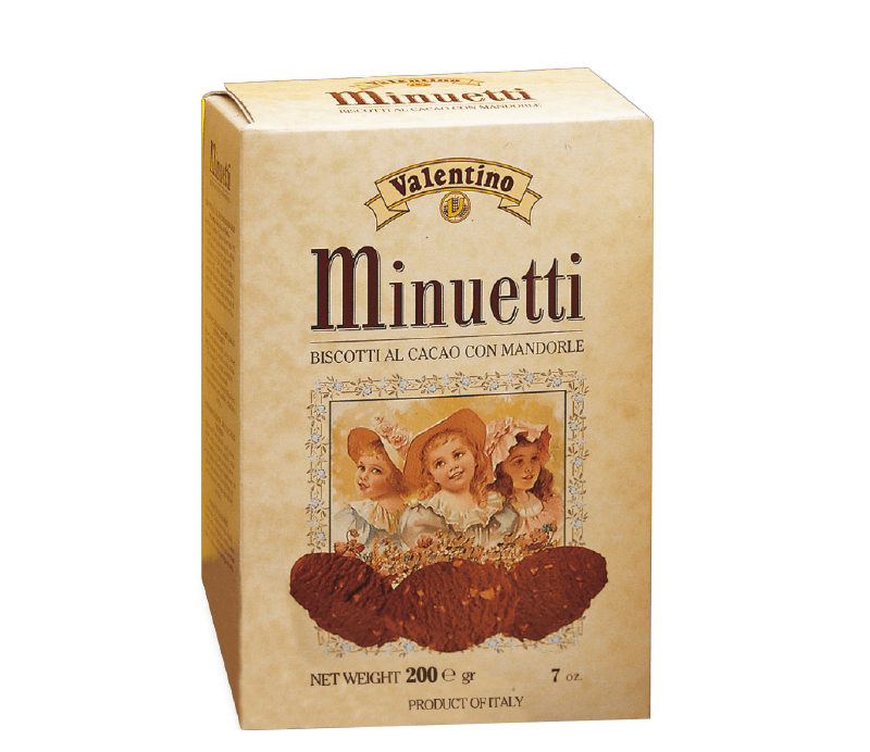 Minuetti Mandorla-Cacao mit Mandeln & Kakao