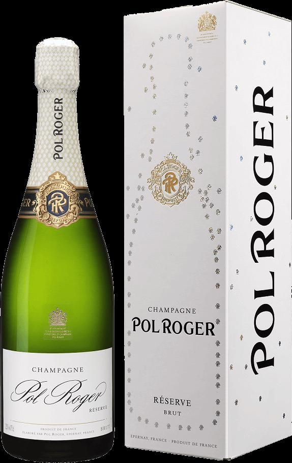Champagne Pol Roger Brut Réserve Flasche