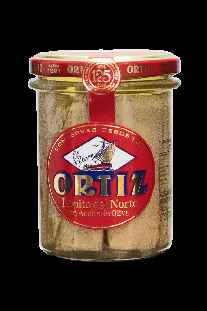 Ortiz Weißer Thunfisch in Olivenöl