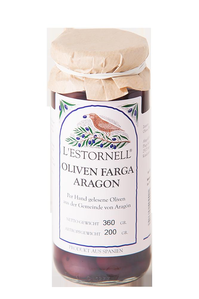 Farga Aragon Oliven